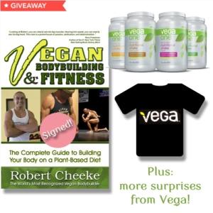 vega contest ecovegangal vegan proteins
