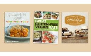 VegNewsletterGiveaway.GlutenFreeBooks