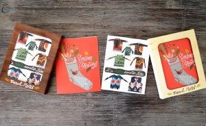 ecojot holiday cards 2013